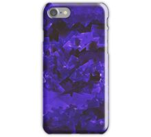 Synthetic Amethyst iPhone Case/Skin