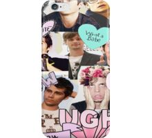 Babe Collage iPhone Case/Skin