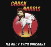 Chuck be tough 2.  Kids Tee
