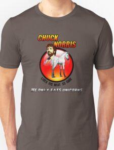 Chuck be tough 2.  Unisex T-Shirt