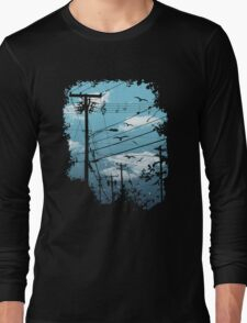 Electric Music City Long Sleeve T-Shirt