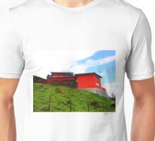 House on a Hill Unisex T-Shirt