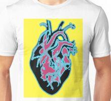 Color Me Crazy - Wacky Heart Unisex T-Shirt
