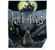 Attack on Hearts Poster