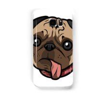Misfit Pug Samsung Galaxy Case/Skin