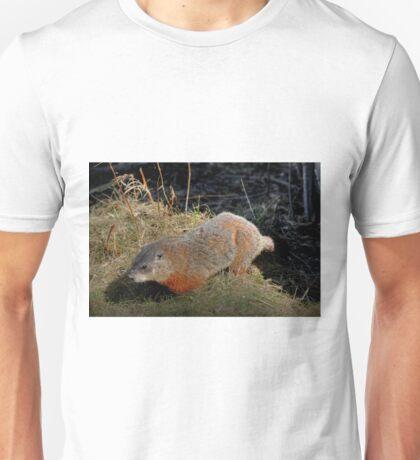 Groundhog Unisex T-Shirt