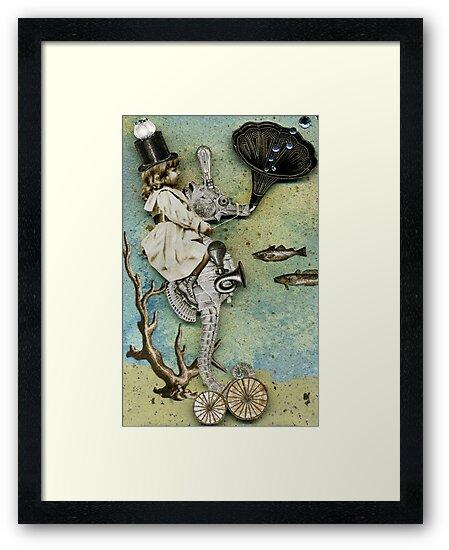 Esme the Equestrienne by WinonaCookie