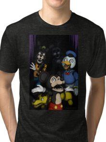 Five Nights at Mickey's Tri-blend T-Shirt