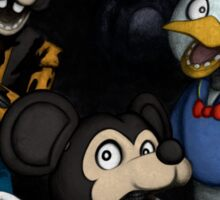 Five Nights at Mickey's Sticker