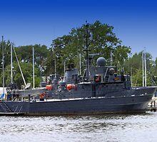 Coast Guard Cutter Badu by starlite811