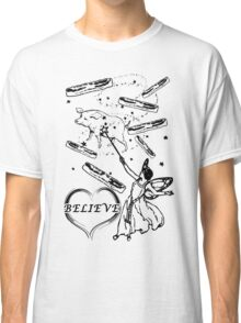 Believe in the Bacon Fairy Classic T-Shirt