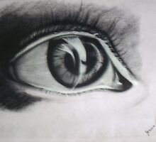 All seeing eye by jenna85
