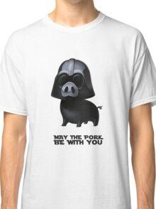 Star Wars: Pig Darth Vader Classic T-Shirt