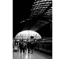 Paddington Station Photographic Print
