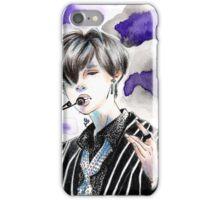 Taemin Purple (태민) 샤이니 iPhone Case/Skin