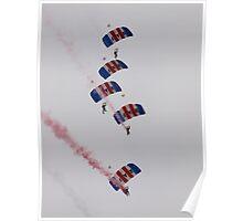 RAF Falcons Poster