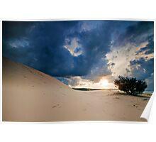Fraser Island Sandunes Poster