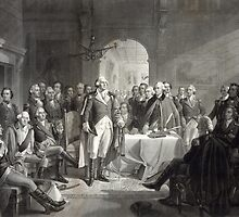 George Washington and His Generals by Vintage Works