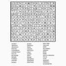 Word Sleuth by hayleymangano