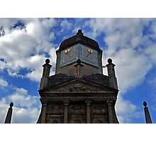 Cambridge Clocktower Photographic Print