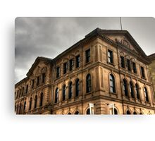 Halifax Architecture Canvas Print