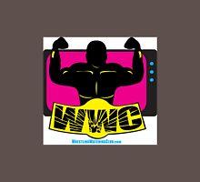 SFWWC Funky Retro Wrestling Logo 80s Style T-Shirt