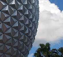 Epcot-Spaceship Earth by mariahc