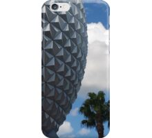 Epcot-Spaceship Earth iPhone Case/Skin