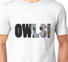Owls! Unisex T-Shirt