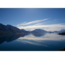 Lake Wakatipu - Queenstown Photographic Print