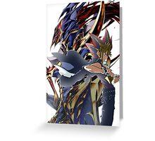 YuGi and BLS Greeting Card