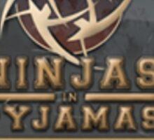 Ninjas In Pyjamas Dreamhack 2014 Sticker