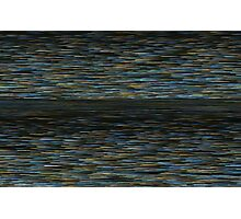 Pure Glitch  Photographic Print