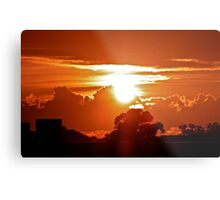 Gore Hill Sunburst Metal Print