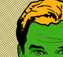 Pop Art Cumberbatch #2 Sticker