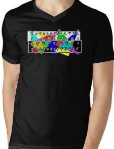 Intergalactic Planetary Mens V-Neck T-Shirt