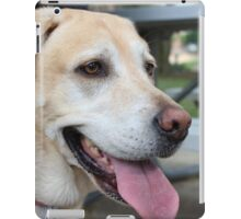 Happy Lab iPad Case/Skin