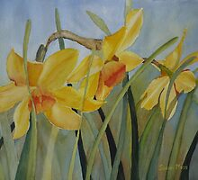 Spring Sunshine by Susan Moss