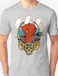 Little Red Devil & Sugar Skull! T-Shirt