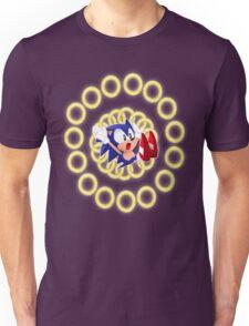 Classic Sonic - Ring loss  Unisex T-Shirt