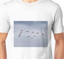 2015 Red Arrows and BBMF Unisex T-Shirt