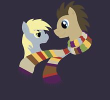 My Little Pony: Friendship is Magic - Dr Hooves and Derpy Hooves Unisex T-Shirt
