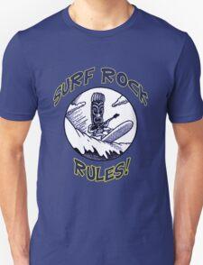 SURF ROCK RULES! Unisex T-Shirt
