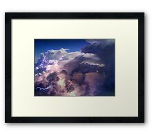 The Vortex Framed Print