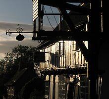 Ye Old Bell & Steelyard, Woodbridge by wiggyofipswich
