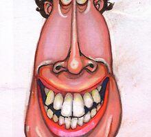 Cartoon No 60 by eruthart