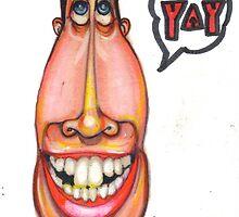 Cartoon No 65 by eruthart