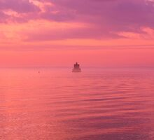 Morning On The Sound by JoeGeraci