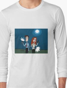 The X Files ... Mulder and Scully are Back  T-Shirt