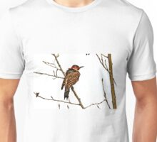 Northern Flicker Unisex T-Shirt